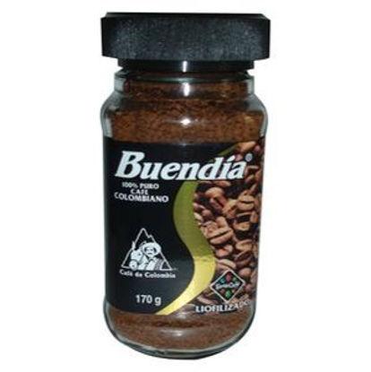 Imagen de CAFE COLOMBIANO BUENDIA 170 GR.