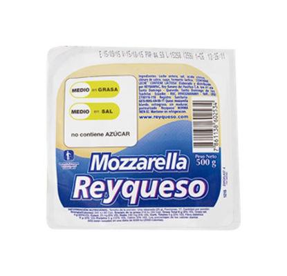 Imagen de REYQUESO MOZZARELLA 500 GR