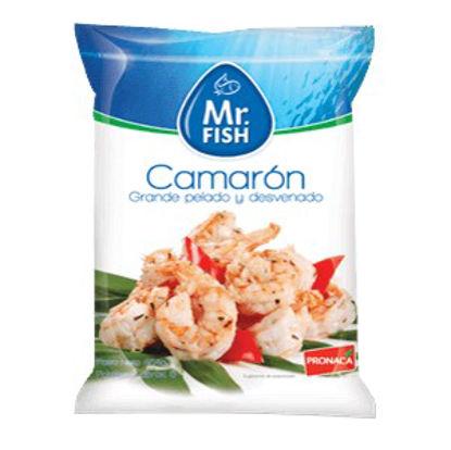 Imagen de CAMARON MR FISH GRANDE PEL/DESV. 454 GR