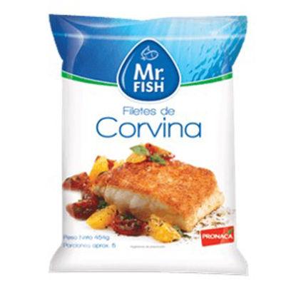 Imagen de FILETES DE CORVINA MR FISH 454 GR