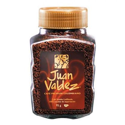 Imagen de CAFE JUAN VALDEZ LIOFILIZADO 95 GR