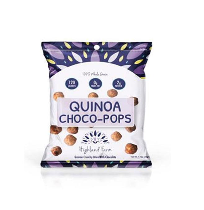 Imagen de QUINOA CHOCO-POPS 30G