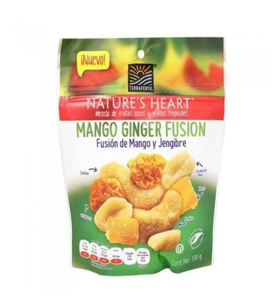 Imagen de NATURES HEART FUSION DE MANGO Y JENGIBRE 100 GR
