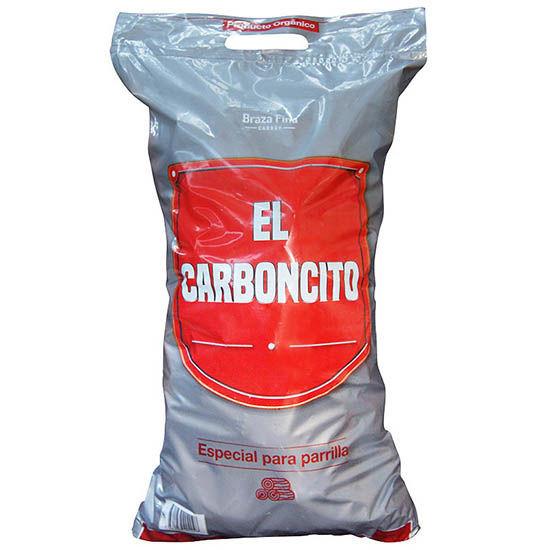 Imagen de EL CARBONCITO CARBON EN PAQUETE GRANDE