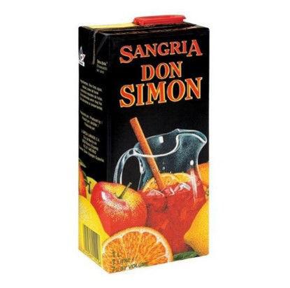 Imagen de SANGRIA DON SIMON 1 LT