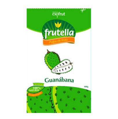 Imagen de EXOFRUT PULPA DE GUANABANA 400GR