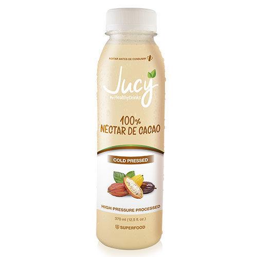 Imagen de JUCY HEALTHY DRINKS 100% NECTAR DE CACAO 370 ML