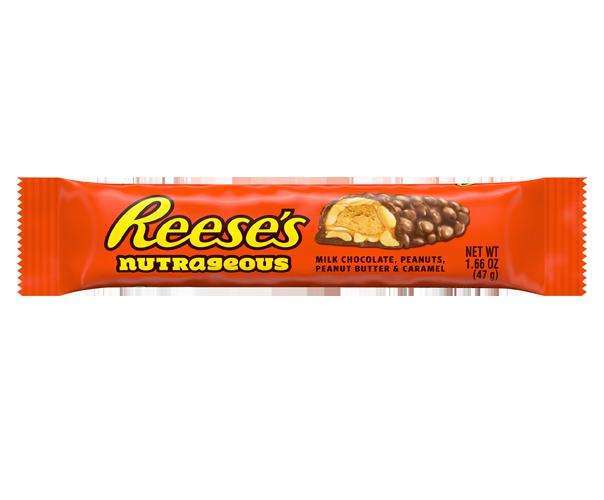 Imagen de CHOCOLATE REESES NUTRAGEOUS 47G