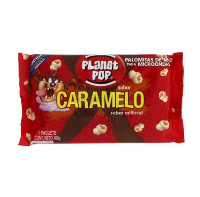 Imagen de PLANET POP CANGUIL CARAMELO 100 GR