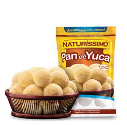 Imagen de PAN DE YUCA NATURISSIMO 500 GR