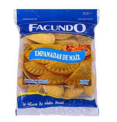 Imagen de EMPANADITAS DE MAIZ FACUNDO 450 GR