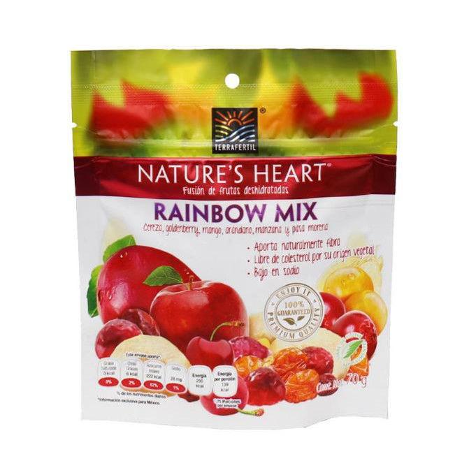 Imagen de NATURES HEART RAINBOW MIX 70G