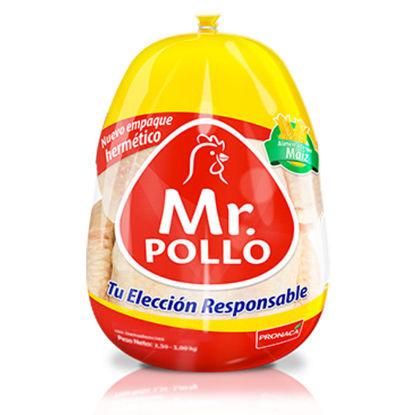 Imagen de MR POLLO VACIO X 2300GR-2500GR