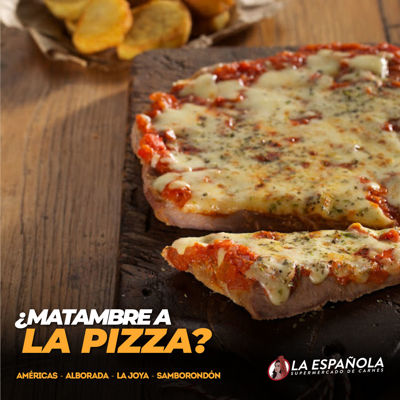 Matambre de Pizza